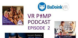 VR Pimp Podcast 02: VR Porn Sites