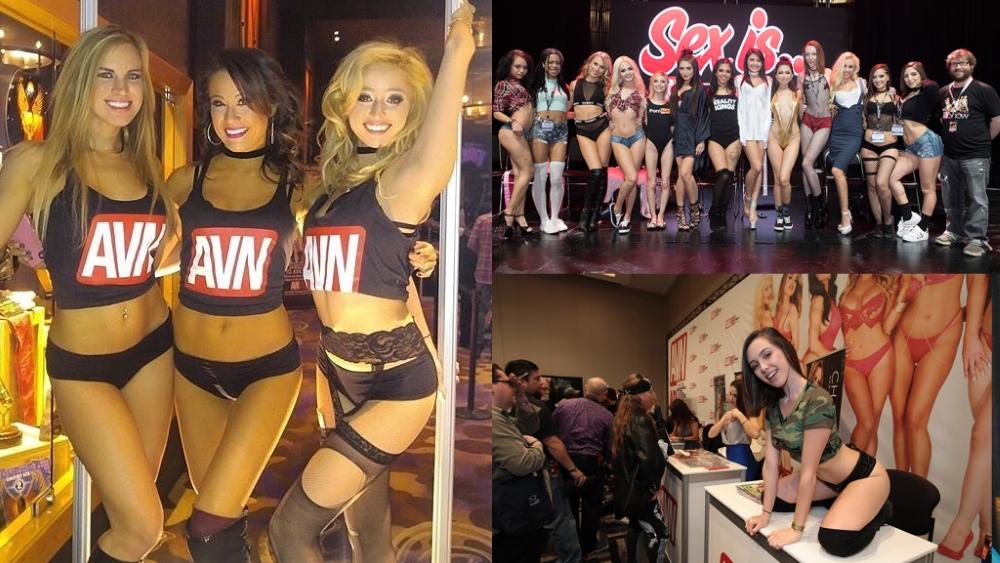 AVN Adult Entertainment Expo 2017