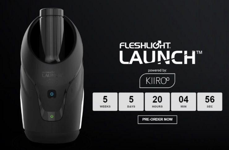 Fleshlight Launch Powered By Kiiroo
