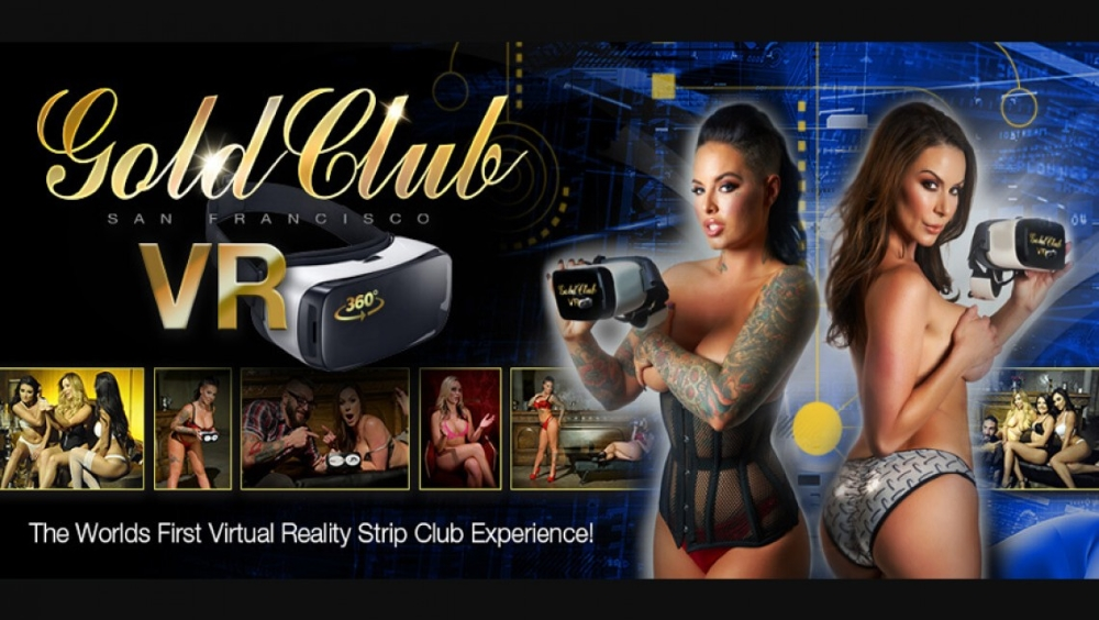 Gold Club San Francisco VR Launch