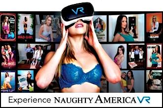 Naughty America VR Porn