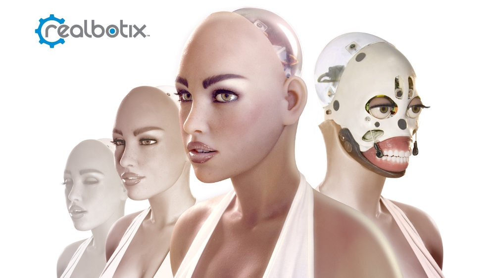 Realbotix Comes To Life
