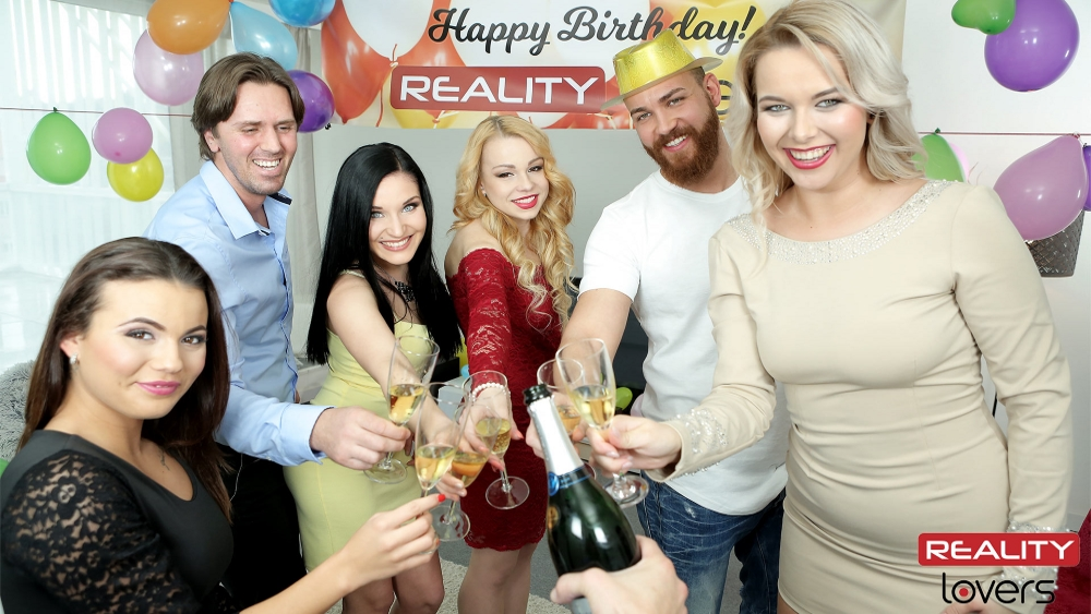 Reality Lovers Celebrates 1st Birthday & Launches Mature Reality