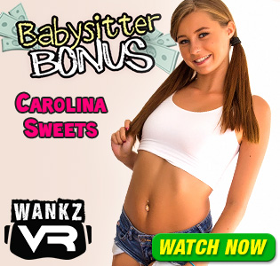 Best VR Porn Video September 2017 Carolina Sweets