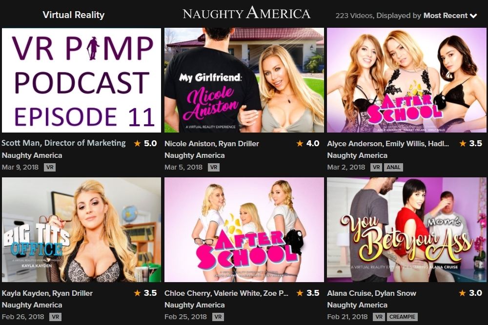 VRPP11: Scott Man - Naughty America