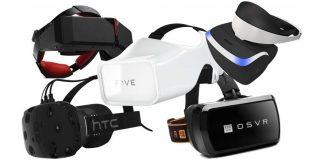 VR Headsets or HMD