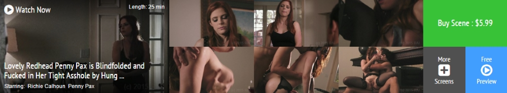 Penny Pax - The Submission of Emma Marx