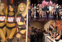 AVN Adult Entertainment Expo 2017