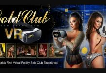 Gold Club San Francisco VR Launch