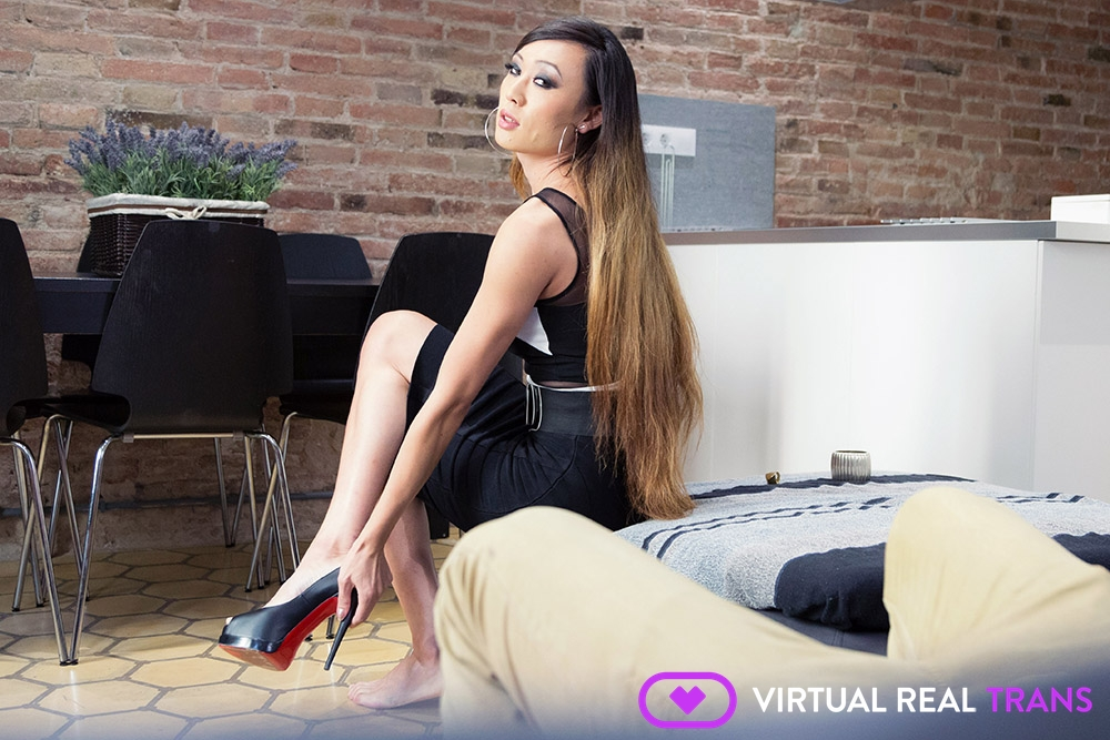 Virtual Real Trans Review