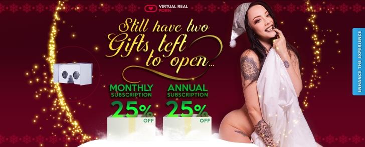 VirtualRealPorn VR Porn Site Promos
