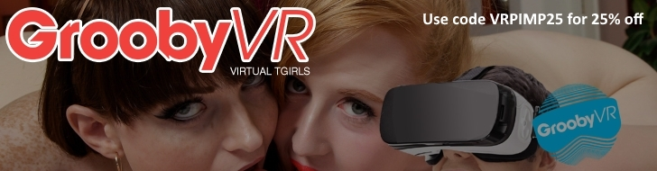 GroobyVR Virtual Tgirls