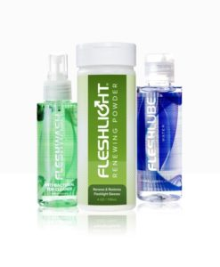 Fleshlight Fleshlube Fleshwash Cleaner Poder