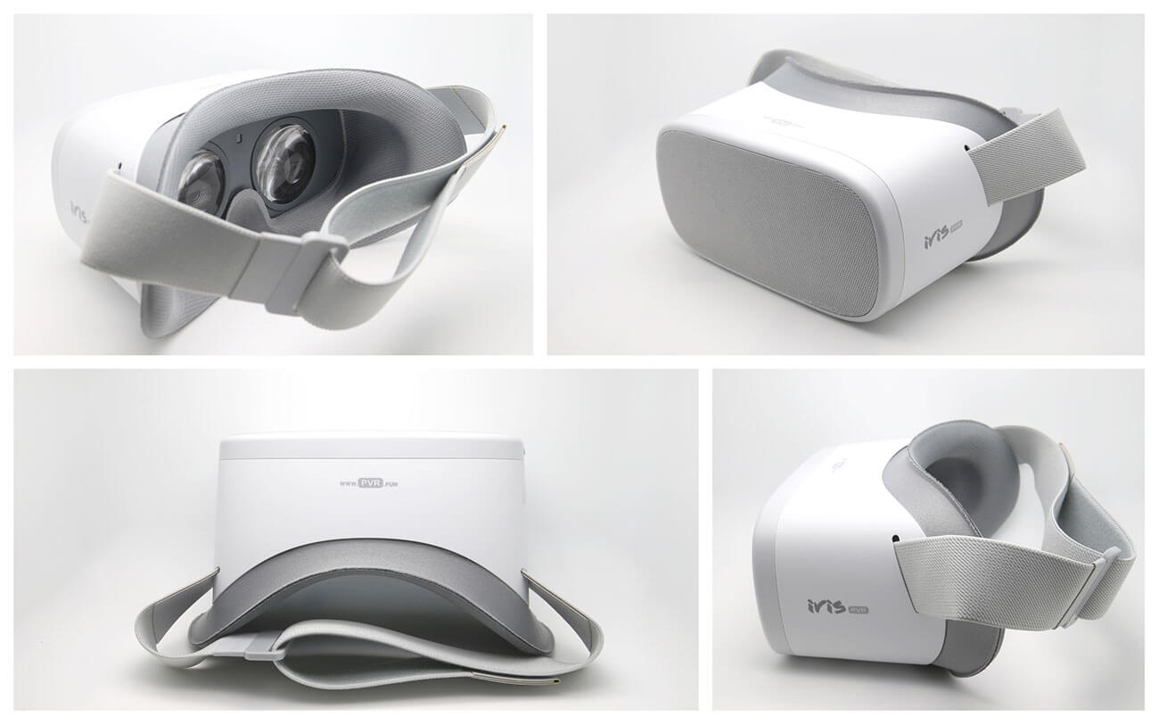 PVR IRIS VR Porn Headset