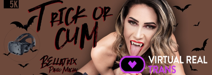 Halloween 2018 VR Porn Videos Trick Or Cum