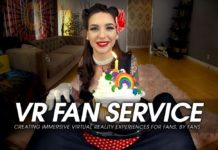 VRPP16: Telly L - VR Fan Service