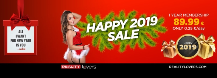 Reality Lovers Holiday Sale VR Porn Site Promos