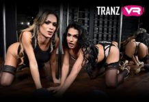 TranzVR Joins Growing List Of Transgender VR Porn Sites