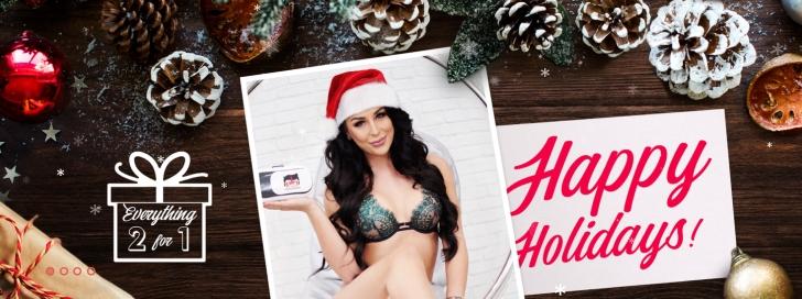 VR Bangers Happy Holidays VR Porn Site Promos