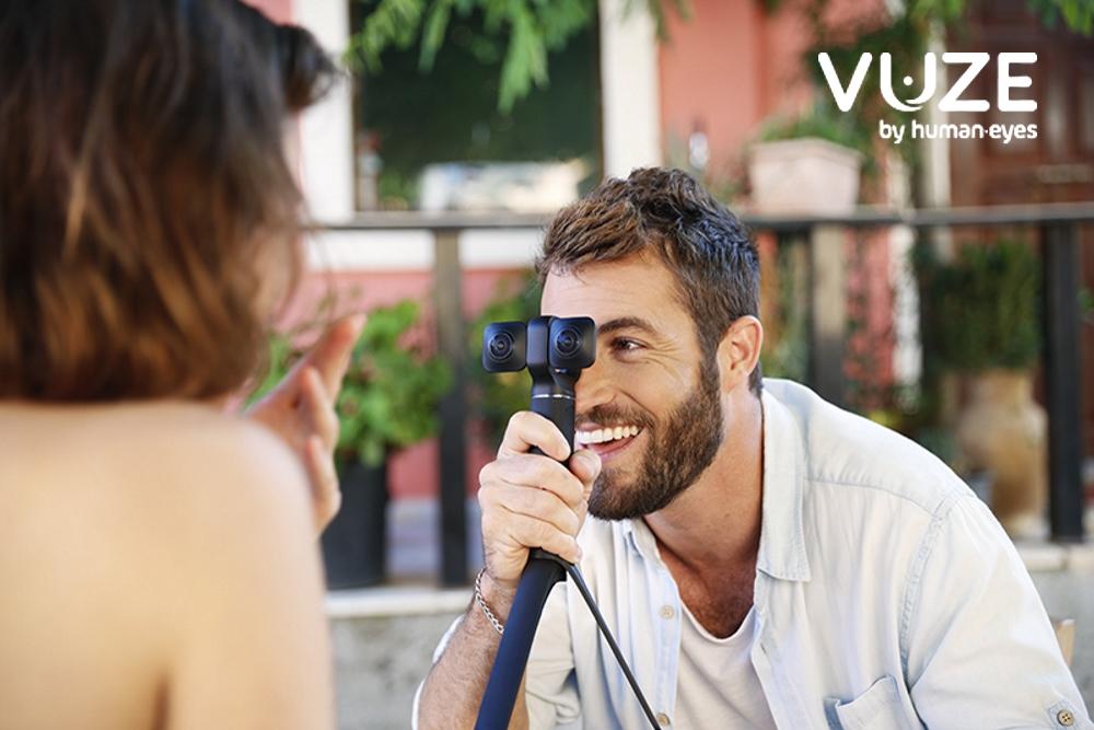 The Vuze XR Dual VR Camera