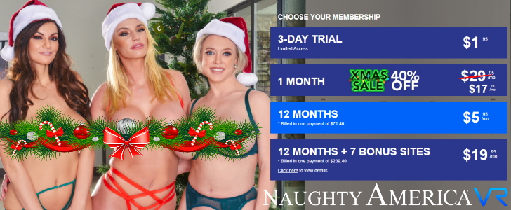 2019 Holiday Promotions Naughty America