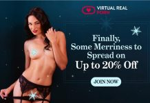 2020 Holiday Promotions - VR Porn & SexTech Deals Virtual Real Porn Xmas