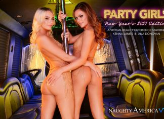 New Year's 2021 VR Porn Videos Naughty America