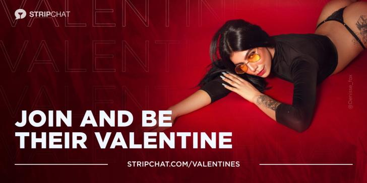 Stripchat Valentine's Day Live VR Cam Show