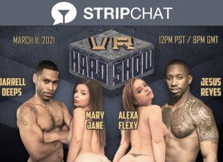Stripchat Hardcore VR Cam Show