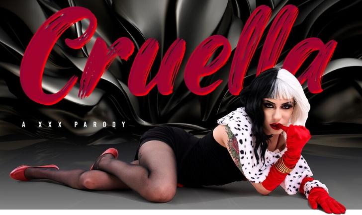 BaDoinkVR Celebrates 6 Years Cruella Cosplay