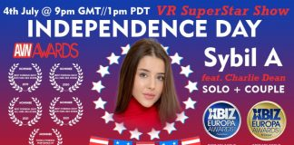 Live VR Cam Show Featuring Sybil A Stripchat