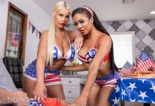A VR Porn 4th of July 2021 VR Bangers
